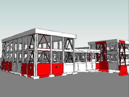 3D Adeguamento sismico